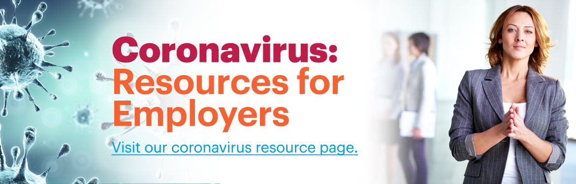 Coronavirus Employer Resource Page